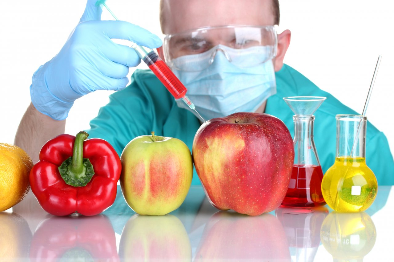 Genetically Modified Food Benefits Health