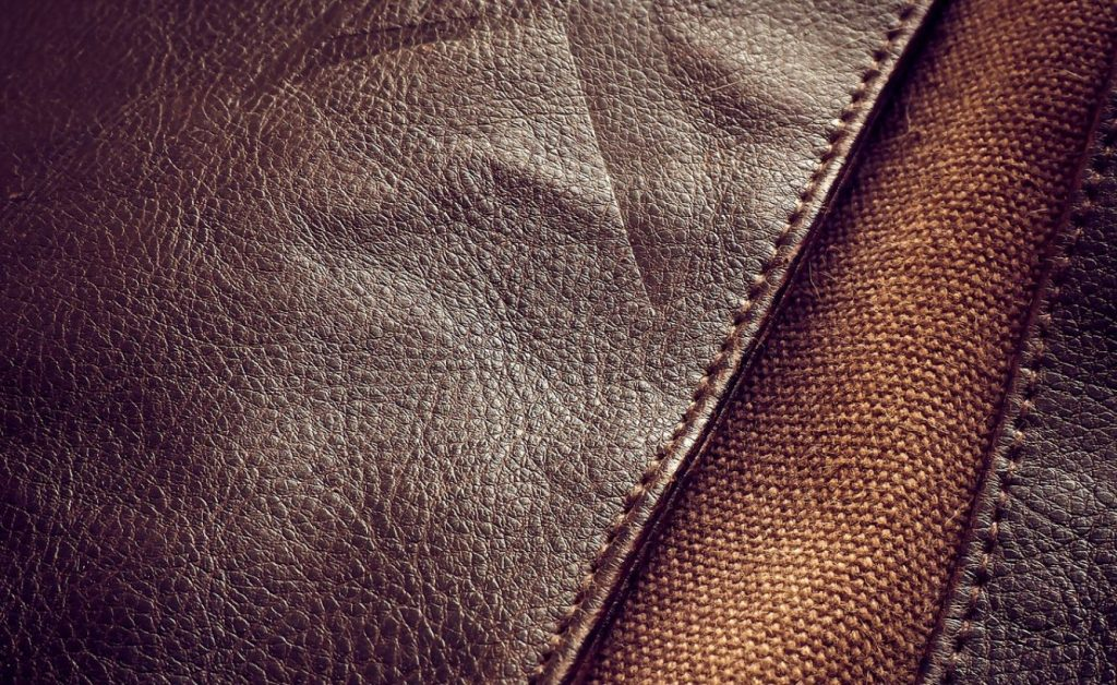 Lab grown leather